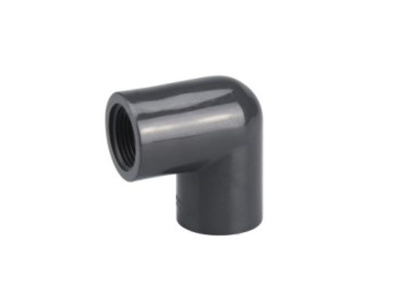 What aspects of internal control requirements of PVC pipe fittings include