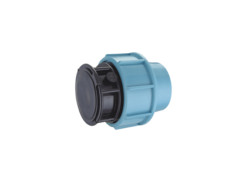 water irrigation system pp compression fittings plastic plug