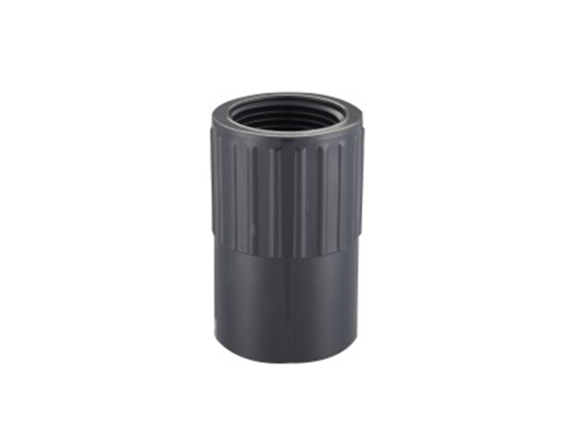 Direct factory upvc plastic pipe coupling fitting female adapter