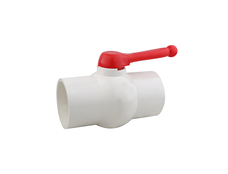 COMPACT BALL VALVE LONG HANDLE