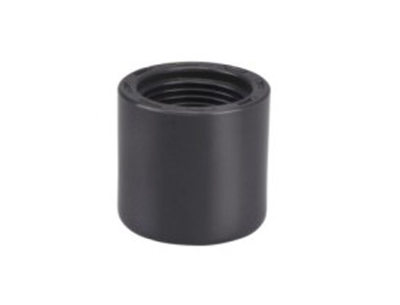 standard water system UPVC plastic pipe thread female end caps