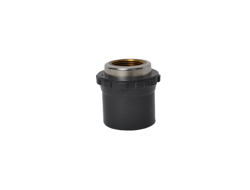 standard upvc plastic water supply female cooper thread coupling