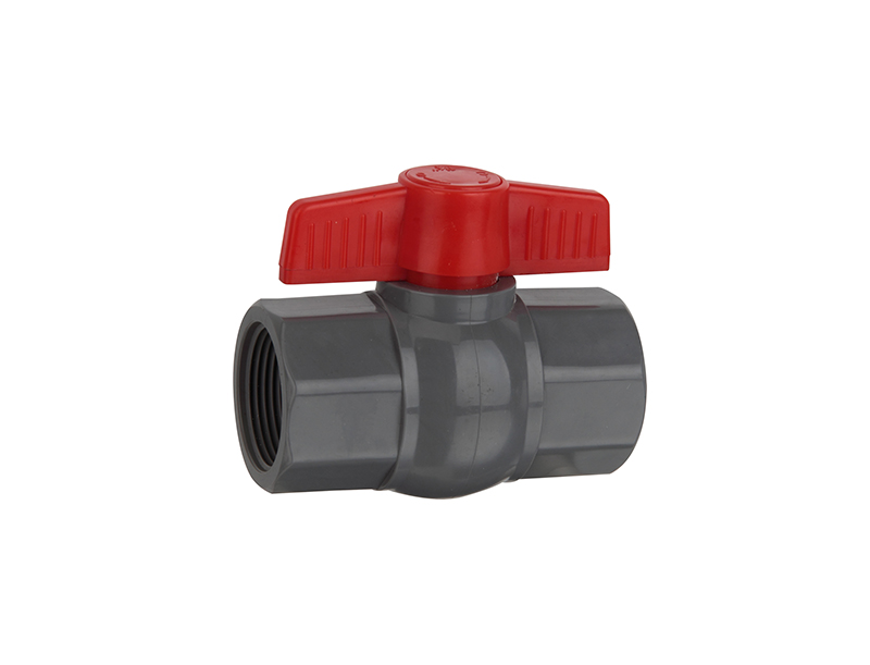 Best price all size available new type octagonal ball valve