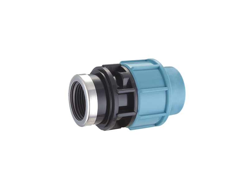 Best price HJ irrigation system pp compression female adaptor fitting