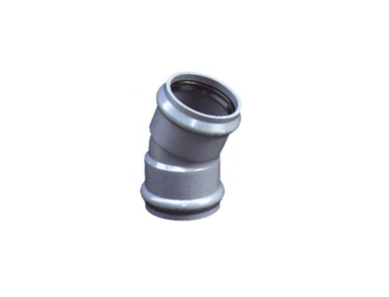 TWO FAUCET 22.5°ELBOW A21