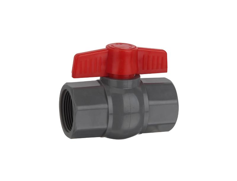 How to loosen PVC ball valve