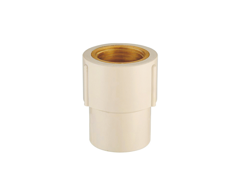 FEMALE COUPLING(COPPER THREAD) B24